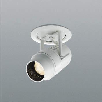 ☆KOIZUMI LEDダウンスポットライト φ60 JDR65W相当 (ランプ付) 電球色 2700K 専用調光器対応 ユニバーサル XD46539L