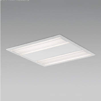 ☆KOIZUMI LEDベースライト FHP32W×3~32W×4相当 (ランプ付) 温白色 3500K 専用調光器対応 XD47865L