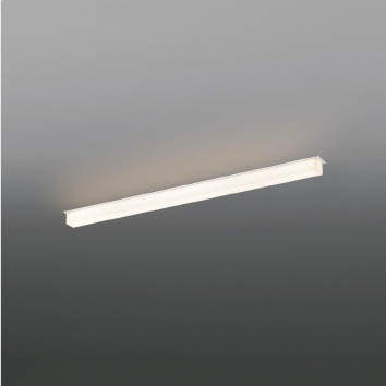 ☆KOIZUMI LEDベースライト LED24.2W (ランプ付) 温白色 3500K 専用調光器対応 XD49365L
