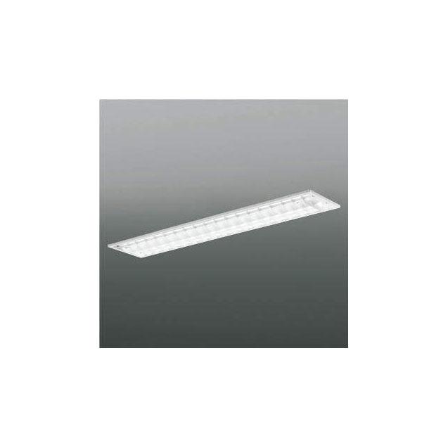 ☆KOIZUMI LEDベースライト FLR40W×2相当 (ランプ付) 昼光色 6500K 専用調光器対応 XD90142L+XE41276L