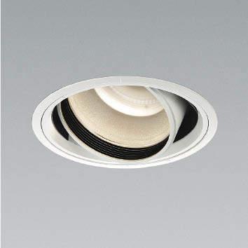 ☆KOIZUMI LEDユニバーサルダウンライト φ150mm HID70W相当 (ランプ・電源付) 電球色 3000K XD91045L+XE91226E