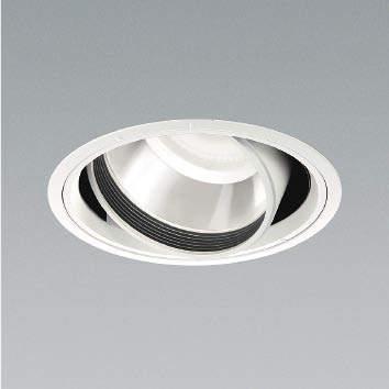 ☆KOIZUMI LEDユニバーサルダウンライト φ150mm HID100W相当 (ランプ・電源付) 白色 4000K XD91050L+XE91663E