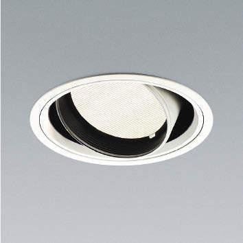 ☆KOIZUMI LEDユニバーサルダウンライト φ150mm HID100~70W相当 (ランプ・電源付) 電球色 3000K XD91613L+XE91664E