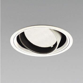 ☆KOIZUMI LEDユニバーサルダウンライト φ150mm HID100~70W相当 (ランプ・電源付) 温白色 3500K XD91614L+XE91228E