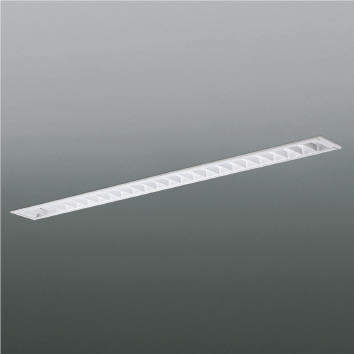 ☆KOIZUMI LEDベースライト FLR40W相当 (ランプ付) 昼光色 6500K 専用調光器対応 XDE951561+XE41276L