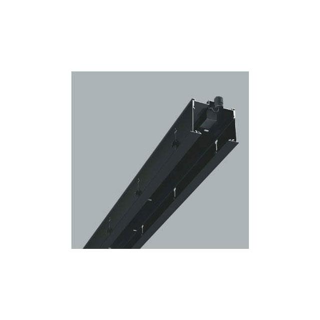 ☆KOIZUMI リニアバンクシステムパーツ センターパーツ 1000mmタイプ 黒色仕上げ XE46279E ※受注生産品