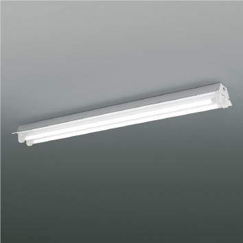 ☆KOIZUMI LEDベースライト FLR40W×2相当 (ランプ付) 昼白色 5000K XH90233L+XE41272L
