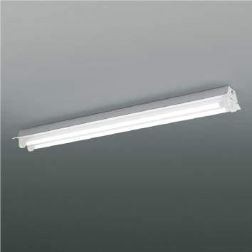 ☆KOIZUMI LEDベースライト FLR40W×2相当 (ランプ付) 昼光色 6500K XH90233L+XE41276L