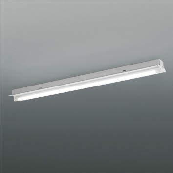 ☆KOIZUMI LEDベースライト FLR40W相当 (ランプ付) 昼白色 5000K XH90234L+XE41272L