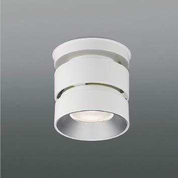 ☆KOIZUMI LEDシーリングダウンライト HID100W相当 (ランプ・電源付) φ174mm 白色 4000K XH91153L+XE91226E