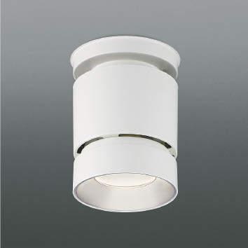 ☆KOIZUMI LEDシーリングダウンライト HID150W相当 (ランプ・電源付) φ174mm 電球色 3000K XH91165L+XE44224L