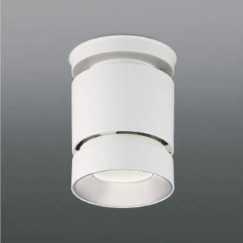 ☆KOIZUMI LEDシーリングダウンライト HID150W相当 (ランプ・電源付) φ174mm 温白色 3500K XH91166L+XE91665E