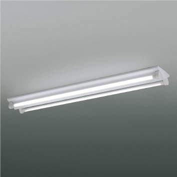 ☆KOIZUMI LEDベースライト FLR40W×2相当 (ランプ付) 白色 4000K 専用調光器対応 XHE930111+XE41274L