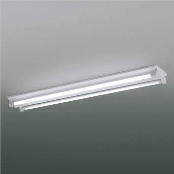 ☆KOIZUMI LEDベースライト FLR40W×2相当 (ランプ付) 昼白色 5000K 専用調光器対応 XHE930111+XE41275L