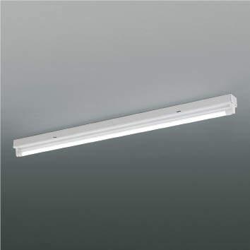 ☆KOIZUMI LEDベースライト FLR40W相当 (ランプ付) 白色 4000K 専用調光器対応 XHE930112+XE41274L