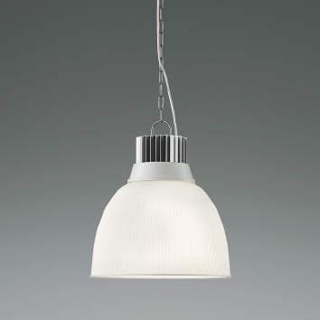 ☆KOIZUMI LED高天井ペンダント 直付けタイプ HID150W相当 (ランプ・電源付) 電球色 3000K XP91445L+XE41432E+XE44224L
