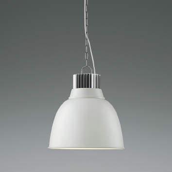 ☆KOIZUMI LED高天井ペンダント 直付けタイプ HID150W相当 (ランプ・電源付) 温白色 3500K XP91446L+XE41433E+XE91665E