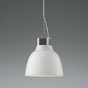 ☆KOIZUMI LED高天井ペンダント 直付けタイプ HID150W相当 (ランプ・電源付) 昼白色 5000K XP91448L+XE41433E+XE91665E
