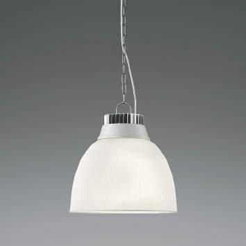 ☆KOIZUMI LED高天井ペンダント 直付けタイプ HID100W相当 (ランプ・電源付) 電球色 3000K XP91449L+XE41432E+XE91226E
