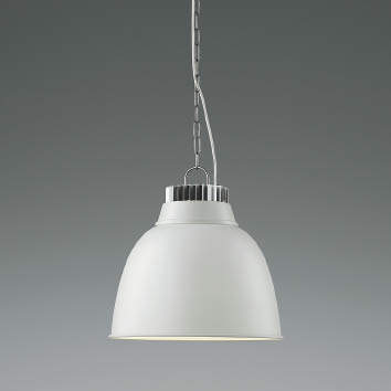 ☆KOIZUMI LED高天井ペンダント 直付けタイプ HID100W相当 (ランプ・電源付) 昼白色 5000K XP91452L+XE41433E+XE91226E