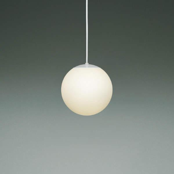 ☆KOIZUMI LEDペンダント 引掛シーリング 白熱球60W相当 (ランプ・電源付) 電球色 2700K XPE610447