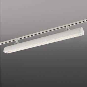 ☆KOIZUMI LEDスポットライト 配線ダクトレール用 FLR40W×2相当 (ランプ付) 温白色 3500K XS44058L+XE44063E