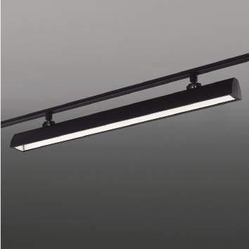 ☆KOIZUMI LEDスポットライト 配線ダクトレール用 FLR40W×2相当 (ランプ付) 温白色 3500K XS44061L