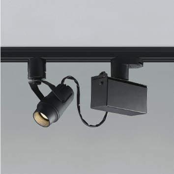 ☆KOIZUMI LEDスポットライト 配線ダクトレール用 JR12V50W相当 (ランプ付) 電球色 3000K 専用調光器対応 XS46287L