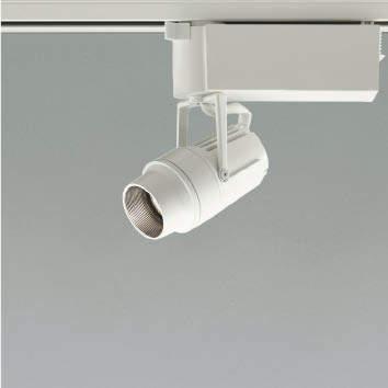 ☆KOIZUMI LEDスポットライト 配線ダクトレール用 JR12V50W相当 (ランプ付) 温白色 3500K 専用調光器対応 XS46298L