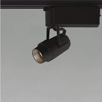 ☆KOIZUMI LEDスポットライト 配線ダクトレール用 JR12V50W相当 (ランプ付) 電球色 3000K 専用調光器対応 XS47801L