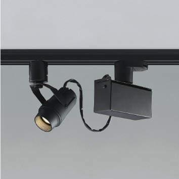 ☆KOIZUMI LEDスポットライト 配線ダクトレール用 JR12V50W相当 (ランプ付) 電球色 2700K 専用調光器対応 XS47812L
