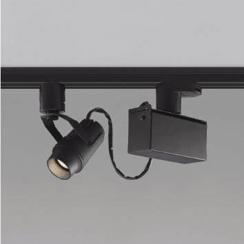 ☆KOIZUMI LEDスポットライト 配線ダクトレール用 JR12V50W相当 (ランプ付) 温白色 3500K 専用調光器対応 XS47818L