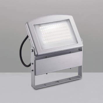 ☆KOIZUMI LEDエクステリアスポットライト HID35W相当 (ランプ付) 白色 4000K XU39027L