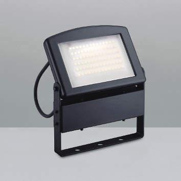 ☆KOIZUMI LEDエクステリアスポットライト HID35W相当 (ランプ付) 電球色 3000K XU39032L