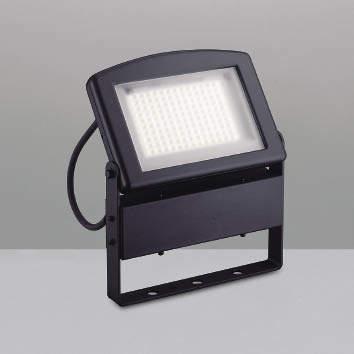 ☆KOIZUMI LEDエクステリアスポットライト HID70W相当 (ランプ付) 白色 4000K XU39036L