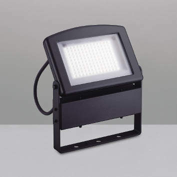 ☆KOIZUMI LEDエクステリアスポットライト HID70W相当 (ランプ付) 昼白色 5000K XU39037L