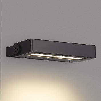 ☆KOIZUMI LEDエクステリアウォッシャーライト HID70W相当 (ランプ付) 電球色 3000K XU44109L