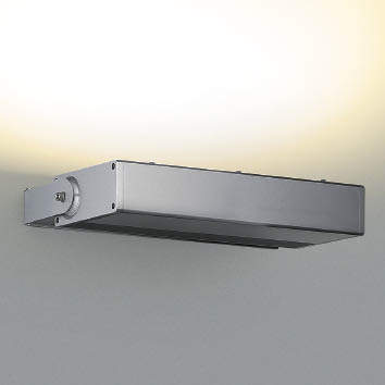 ☆KOIZUMI LEDエクステリアウォッシャーライト HID70W相当 (ランプ付) 電球色 3000K XU44116L
