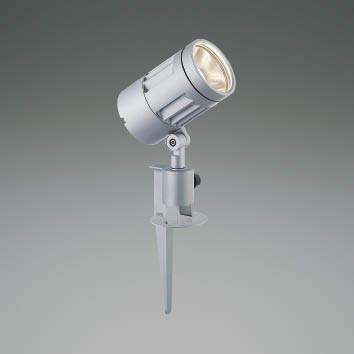 ☆KOIZUMI LEDエクステリアスポットライト HID70W相当 (ランプ付) 電球色 3000K XU44267L