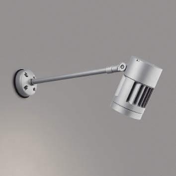 ☆KOIZUMI LEDエクステリアスポットライト HID35W相当 (ランプ付) 白色 4000K XU44312L