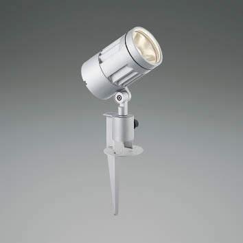 ☆KOIZUMI LEDエクステリアスポットライト HID35W相当 (ランプ付) 電球色 3000K XU44323L
