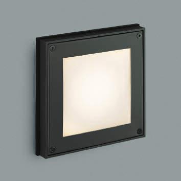 ☆KOIZUMI LED防雨型フットライト LED7.5W (ランプ付) 電球色 2700K XU46308L