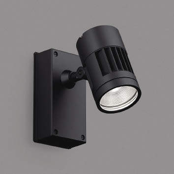 ☆KOIZUMI LEDエクステリアスポットライト HID70W相当 (ランプ付) 白色 4000K 専用調光器対応 XU48020L