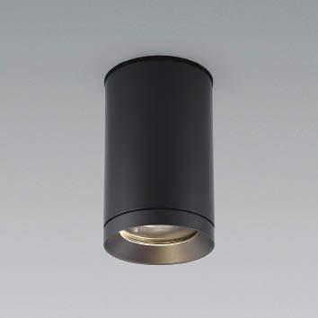 ☆KOIZUMI LEDエクステリアシーリングダウンライト JR12V50W相当 (ランプ付) 電球色 3000K XU48059L
