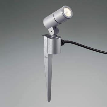 ☆KOIZUMI LEDエクステリアスポットライト JDR50W相当 (ランプ付) 電球色 2700K XU48102L