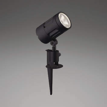 ☆KOIZUMI LEDエクステリアスポットライト HID100W相当 (ランプ付) 白色 4000K XU49109L