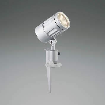 ☆KOIZUMI LEDエクステリアスポットライト HID100W相当 (ランプ付) 電球色 3000K XU49111L