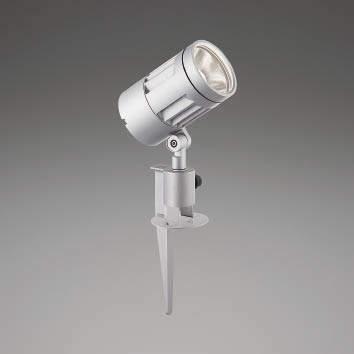 ☆KOIZUMI LEDエクステリアスポットライト HID100W相当 (ランプ付) 白色 4000K XU49116L