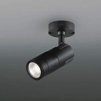 ☆KOIZUMI LEDエクステリアスポットライト JR12V50W相当 (ランプ付) 白色 4000K 専用調光器対応 XU49168L