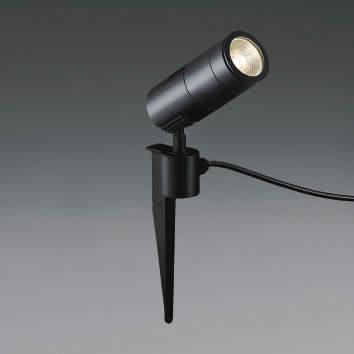 ☆KOIZUMI LEDエクステリアスポットライト JR12V50W相当 (ランプ付) 電球色 3000K 専用調光器対応 XU49178L
